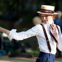 Orchestra's Jazz Age Lawn Party