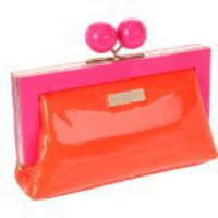Kate Spade New York Hopper House Little Shyla Clutch - designer shoes, handbags, jewelry, watches, and fashion accessories | endless.com