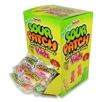 Sour Patch Kids, 240-Count Individually Wrapped