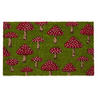 ModCloth Mushrooms Fungi Fresh Doormat