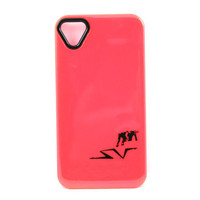 Fashion Bull Style Hard Case for iPhone 4G 4S - Dark Pink $6.18 - Free Shipping, iPhone Cases & Armbands