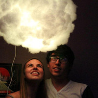 Color Changing Cloud Light W/Remote by InfiniteInspiration on Etsy