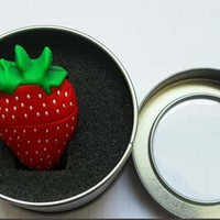 Buy Cheap Realistic Strawberry USB Flashdrive - GULLEITRUSTMART.COM