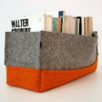 Book Box - Orange