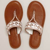 AEO Woven Slide   American Eagle Outfitters