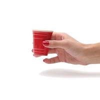 Big Mouth Toys: The Mini Red Cup