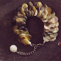 Roost Shell Mermaid Bracelet