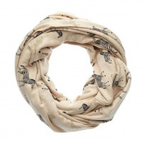 SALVATION CIRCULAR SCARF