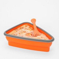 Collapsible Pizza-To-Go Box