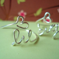 Sorority Personalized ring price for eachhandmade by J4Jennifer