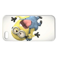 Amazon.com: Despicable me hard case cover skin for iphone 5, Minions hard case cover skin for iphone 5: Cell Phones &amp; Accessories