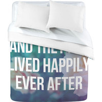DENY Designs Home Accessories | Leah Flores Ever After Duvet Cover