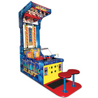 The Authentic Water Blast Arcade Game - Hammacher Schlemmer