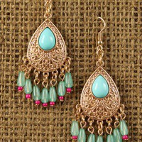 Mystic Neptune Earrings