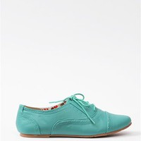 Candy Oxford - Green