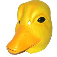Duck Mask Animal Bird Halloween Costumes Adult