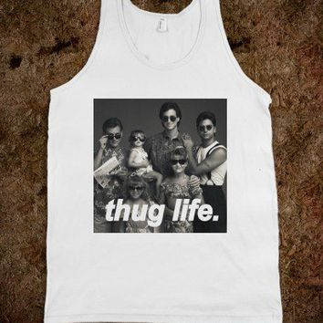 White Tank | Funny Full House Shirts