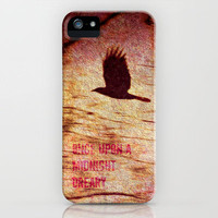 Midnight Dreary iPhone Case by RDelean | Society6