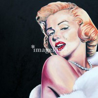Marilyn Monroe Art Prints by Annalise Kucan - Shop Canvas and Framed Wall Art Prints at Imagekind.com