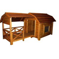 Barn Cat/Dog Houses at Brookstone—Buy Now!