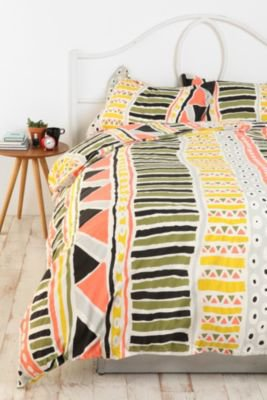 Bauhaus Stripe Duvet Cover