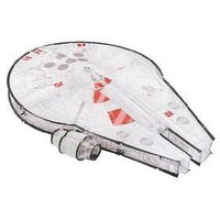 Star Wars Han Solo's Millenium Falcon 3D Deluxe Vehicle Kit Flying Kite