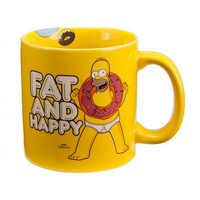 Fat & Happy Mug