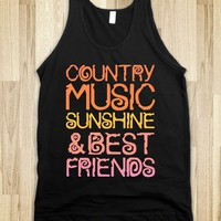 Country Music, Sunshine and Best Friends - Southern Girl