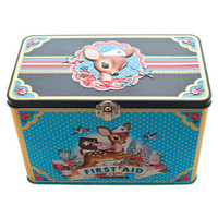 Wu & Wu: First Aid Tin, at 8% off!