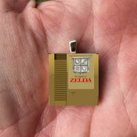 Legend of Zelda Pendant or Ring by SherrysStock on Etsy