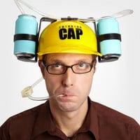Thinking Cap Drinking Hat