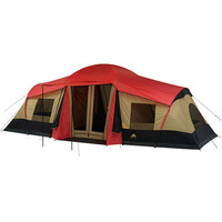 Walmart: Ozark Trail 10-Person 3-Room XL Camping Tent