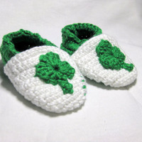 Crochet Baby Booties Baby Shoes - stay on style