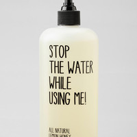 Urban Outfitters - Stop the Water While Using Me! Lemon Honey Soap