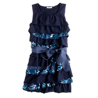 Girls&#x27; cupcake sparkle dress - party - Girl&#x27;s dresses - J.Crew