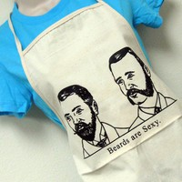 Beards Are Sexy - Canvas Apron