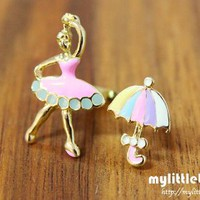 Ballerina Brolly Ring