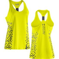Under Armour Women&#x27;s Graphic Mesh Run Tank Top