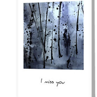 I miss you by agnès trachet