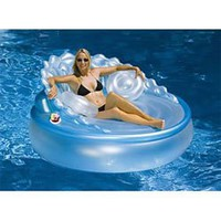 Amazon.com: Seashell Sofa Pool Float Lounge: Patio, Lawn & Garden