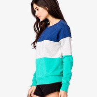 Colorblocked Pullover | FOREVER 21 - 2018746674