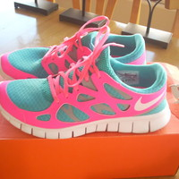 NIKE &#x27;Free Run 2&#x27; Runnin...