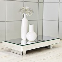Mirror Block Coffee Table