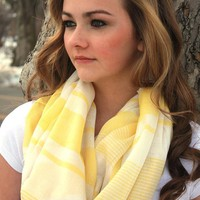 Spring Infinity Scarves- 10 Colors!