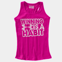Girls Winning Habit Graphic Tank | 1240708 | Under Armour US