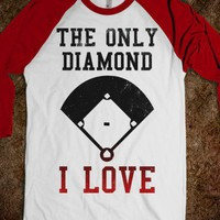 The Only Diamond I Love (Baseball) - Sports Fun