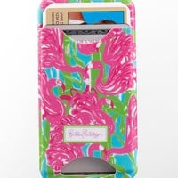 Lilly Pulitzer - iPhone 4 Case with Card Slots