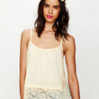 Free People Side Slit Cami at Free People Clothing Boutique