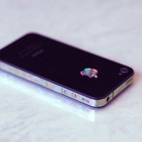 iPhone 4S Antenna Wrap (Prismatic Crystals)