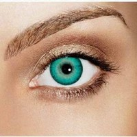 Amazon.com: iColor Complete Contact Lenses - Caribbean Color: Health & Personal Care